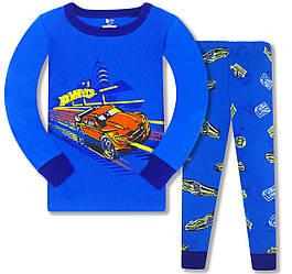 Пижама для мальчика Hot wheels Baobaby (95)