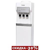 Кулер для воды напольный LEXICAL LWD-6004-1 550W/85W