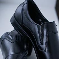 ШКІРЯНІ чоловічі туфлі. Найкраща ціна та ЯКІСТЬ!!! Обирай!, фото 2