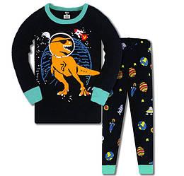 Пижама для мальчика Space dinosaur Baobaby (95)