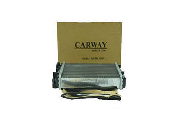 Радиатор отопителя ВАЗ 2105,07 алюм. CARWAY