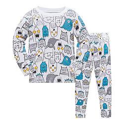Пижама для мальчика Monster Baobaby (95)