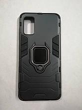 Чехол Samsung A41 Terminator Ring Black