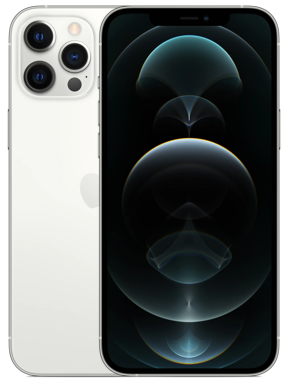 Смартфон Apple iPhone 12 Pro Max 128GB Dual Sim Silver (MGC13)