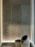 Бетонная декоративная стеновая 3д панель ЛАВИНА