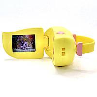 Детская цифровая видео камера Kids Camera DV-A100 Мини фотокамера для фото и видеосъемки 1080P