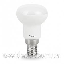 Светодиодная лампа Feron LB-739 R39 4W Е14 6500K (Холодный белый свет)
