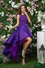 Длинные и ассиметричные платья