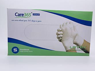 "Перчатки ""Care365""(латекс)"