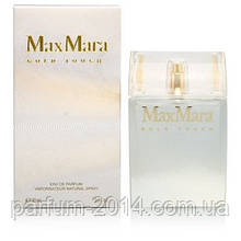 Женская парфюмированная вода Max Mara Gold Touch (реплика)