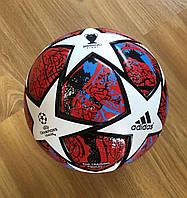 Мяч футбольный элитного уровня Adidas UEFA Champions League