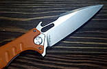 Нож складной НОКС Мангуст -2С, D2, фото 6