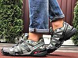 Демисезонные мужские кроссовки Salomon Speedcross 3 в стиле Саломон милитари, фото 4