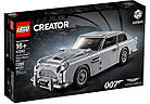Конструктор LEGO Creator James Bond™ Астон Мартин (10262), фото 2