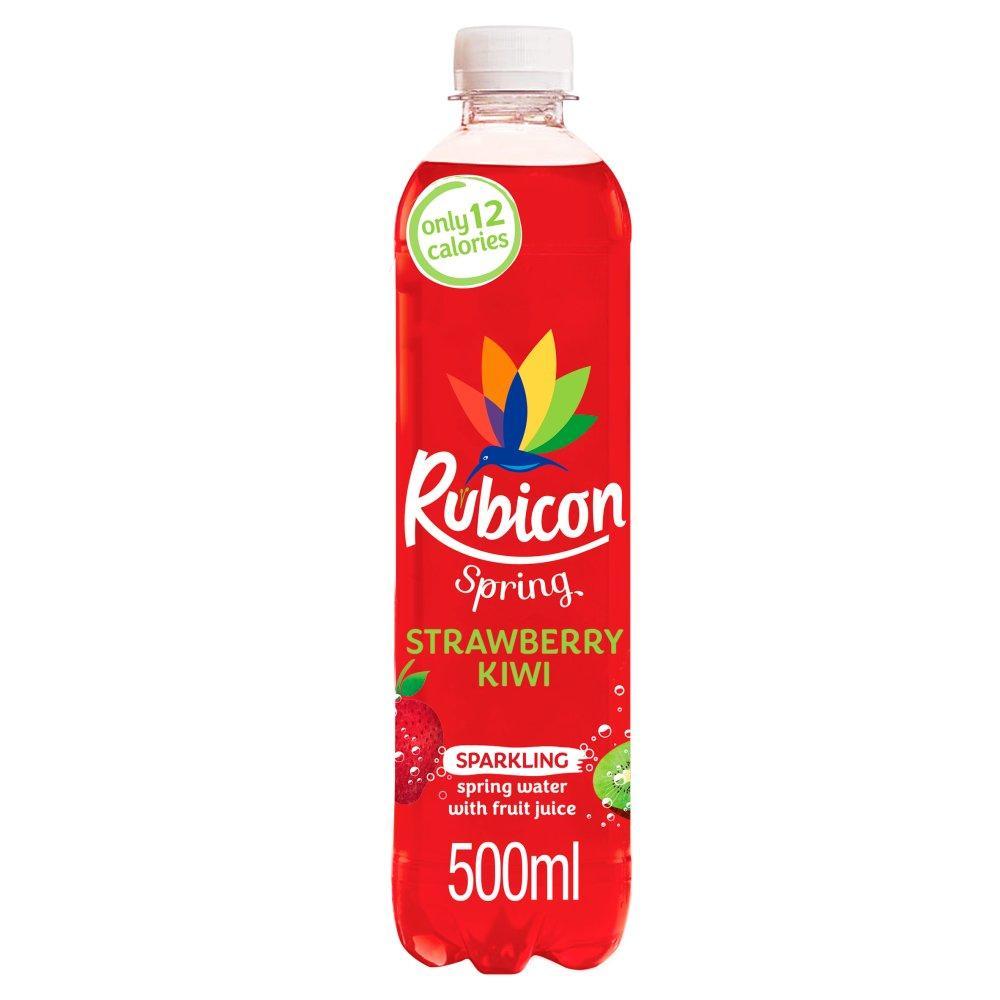 Rubicon Spring Strawberry&Kiwi, 500 мл