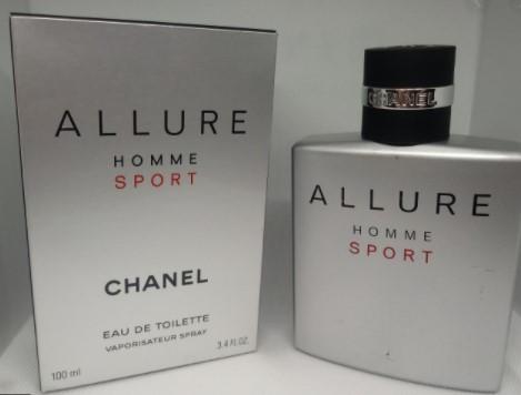 Мужская туалетная вода Chanel Allure homme Sport люкс 100 мл