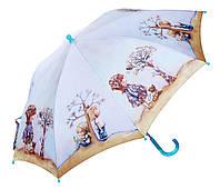 Зонт трость для девочки Lamberti ( автомат/ полуавтомат ) арт. 71661-5, фото 1