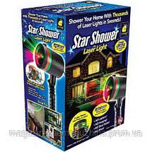 Sale! Лазерный звездный проектор Star Shower Laser Light Projector!Акция, фото 3