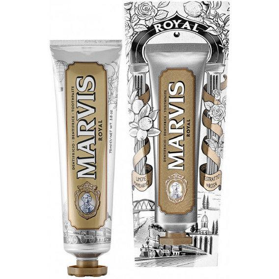 Зубная паста Royal Limited Edition Marvis 75мл