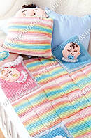 Нитки Alize Baby Wool Batik 3563
