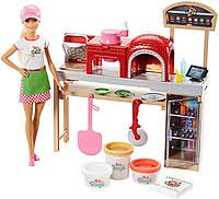 Кукла Барби шеф - повар в пиццерии Barbie Pizza Chef, фото 1