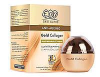 Крем для лица ЕВА eva collagen с коллагеном от морщин ANTI AGEING Anti-Ageing gold Collagen 3D-крем от морщин