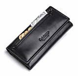 Прикольный кожаный женский кошелек, фото 4