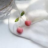 "Серьги персики ""Mini Peaches"", фото 6"