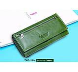 Прикольный кожаный женский кошелек, фото 2
