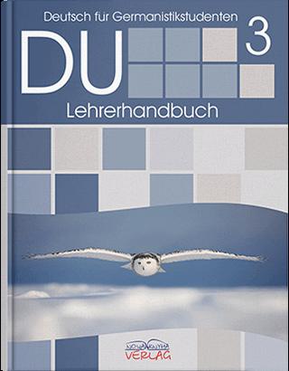 """Книга """"НМК DU 3"""" : книга для викладача [нім.]  Бориско Н. та ін."""