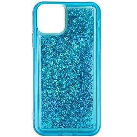 "TPU + PC чохол Sparkle (glitter) для Apple iPhone 12 Pro Max (6.7 "")"