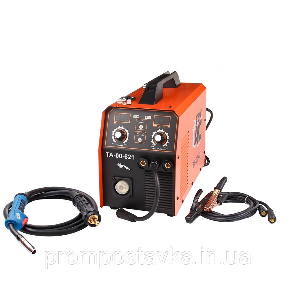 Сварочный аппарат TexAC ТА-00-621 260А  MIG/MAG/FLUX и MMA