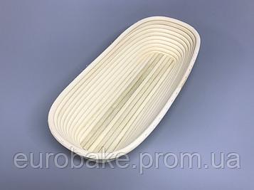 Корзины для расстойки теста овальной формы на 1,0 кг хлеба