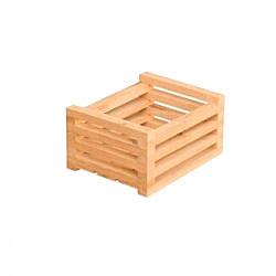 Ящик деревянный, дуб, 613741