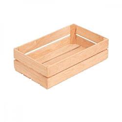 Ящик деревянный, дуб, 613743
