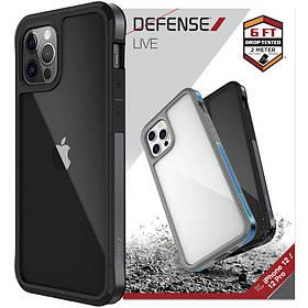 "Чехол Defense Live Series для Apple iPhone 12 Pro Max (6.7"")."