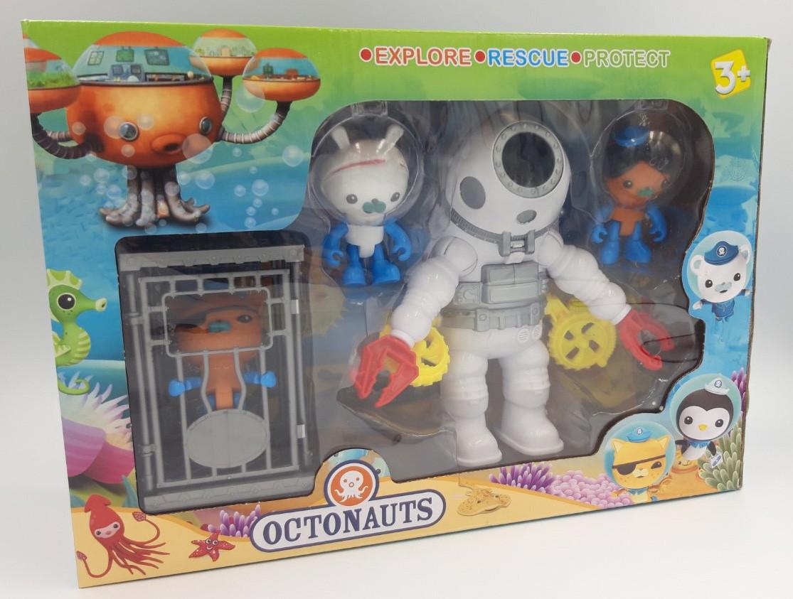 Игровой набор Октонавты: Исследователи подводного мира