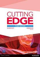 Cutting Edge /3rd edition/ Elementary Workbook with Key plus online Audio