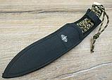 Нож фиксированный Витязь Прорыв, 50Х14МФ, фото 4