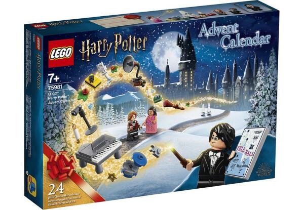 Конструктор LEGO Harry Potter Новогодний календарь (75981)
