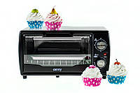 Электрическая печь духовка Camry CR 6016, 9 л