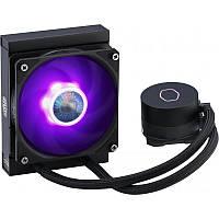 Кулер процессорный Cooler Master MasterLiquid ML120L V2 RGB LGA2066/2011-V3/1200/115x/AM4/AM3