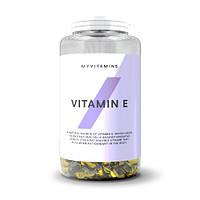 Вітамін Е MyProtein Vitamin E Caps 60