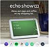 Умная колонка Echo Show 8 - умный дисплей HD с Alexa - оставайтесь на связи с видеозвонками - цвет Белый, фото 4