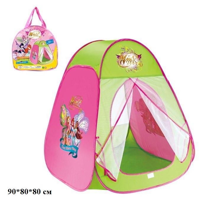 Детская игровая палатка домик для девочки