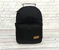 Стильный рюкзак Levi`s, левис, левайс. Повседневный, городской. Черный