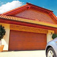 Секционные гаражные ворота Дорхан, фото 1