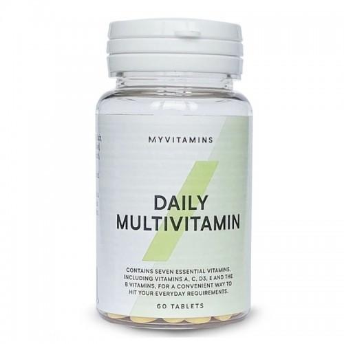 Вітаміни MyProtein Daili Vitamins Multi Vitamin 60tabs