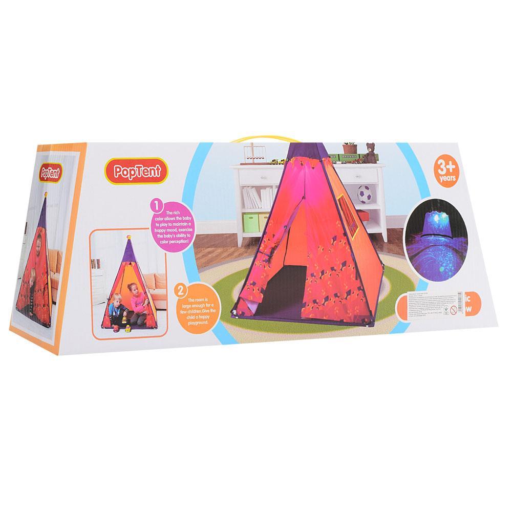 Детская игровая палатка для детей вигвам