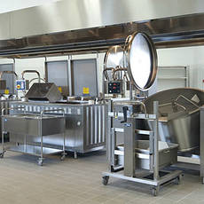 Обладнання для харчової промисловості